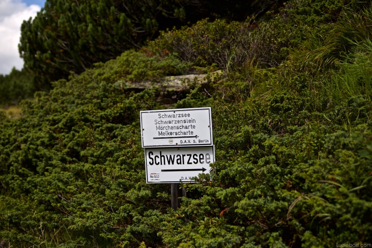 Vers le Schwarzsee
