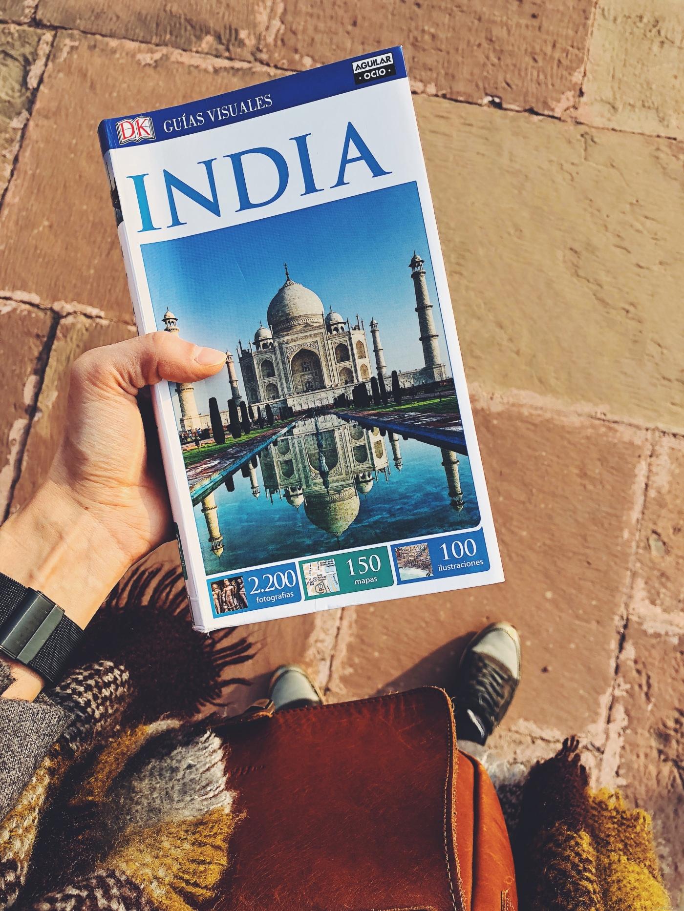 Mon guide de l'Inde