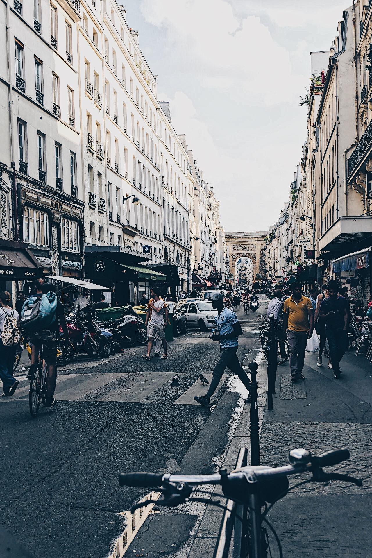 Faubourg Saint Denis
