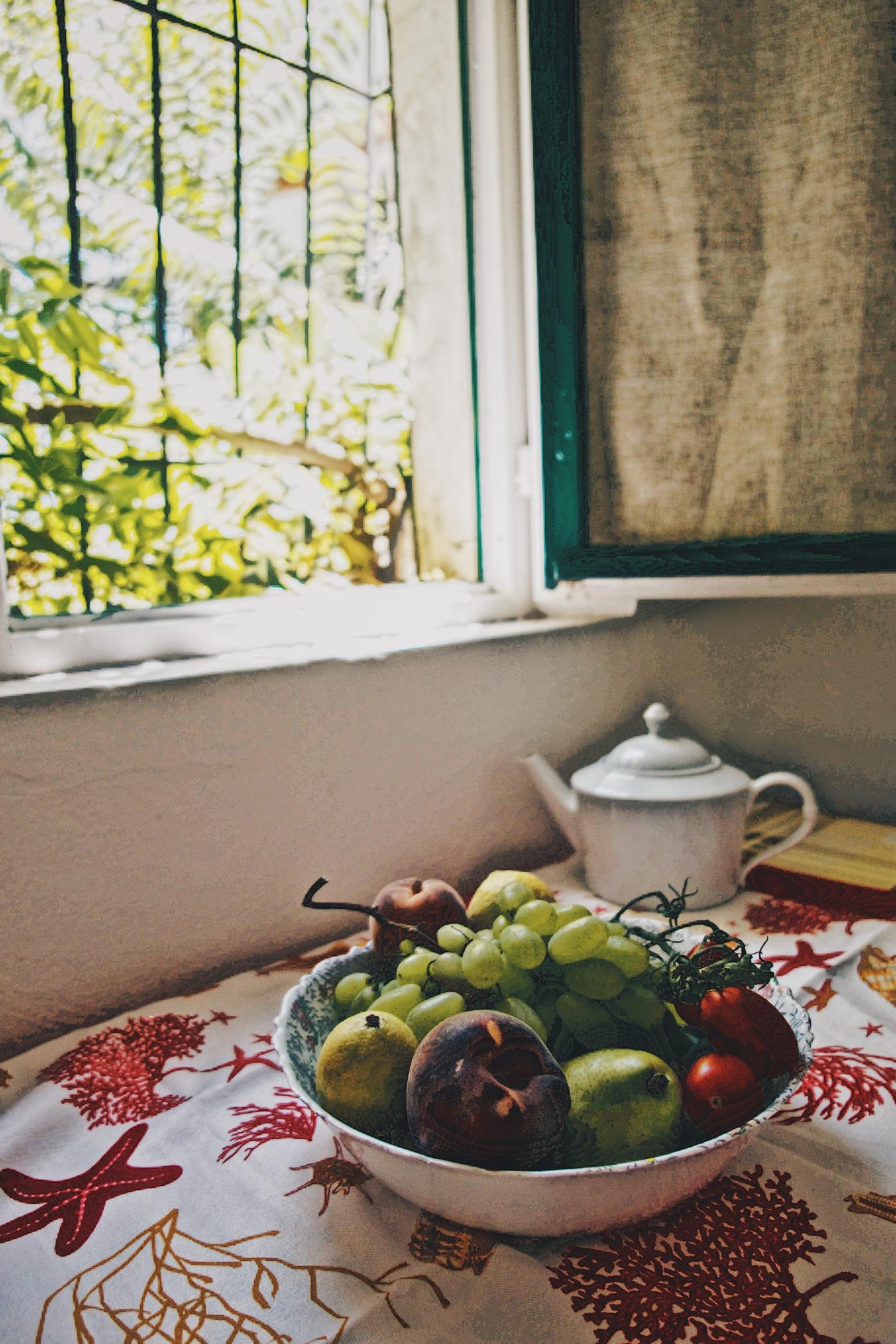 Fruits Siciliens