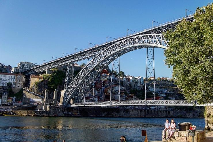 Pont Dom-Luis, Porto