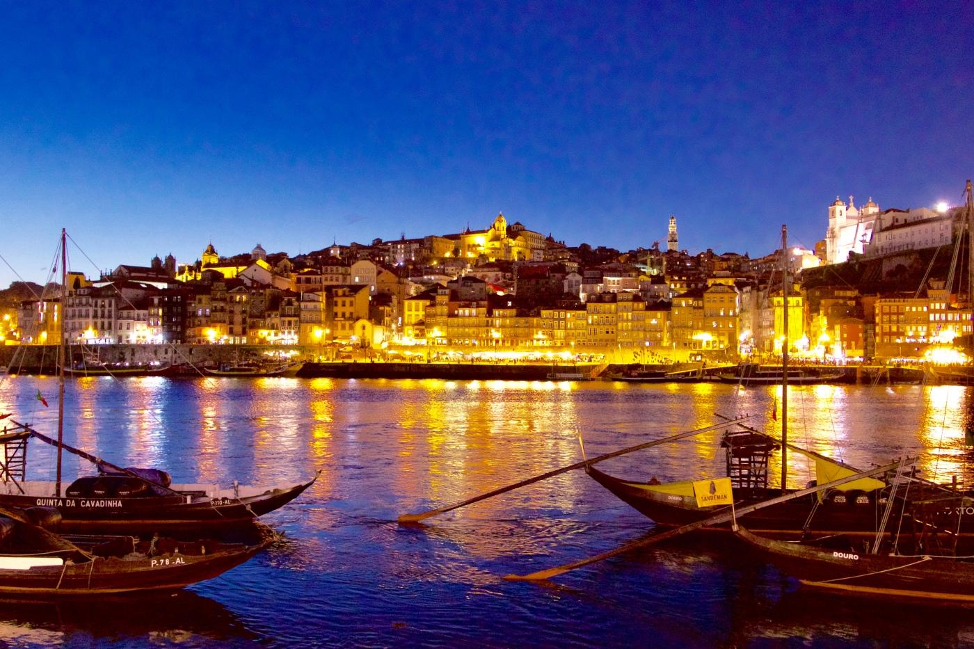 Porto de nuit