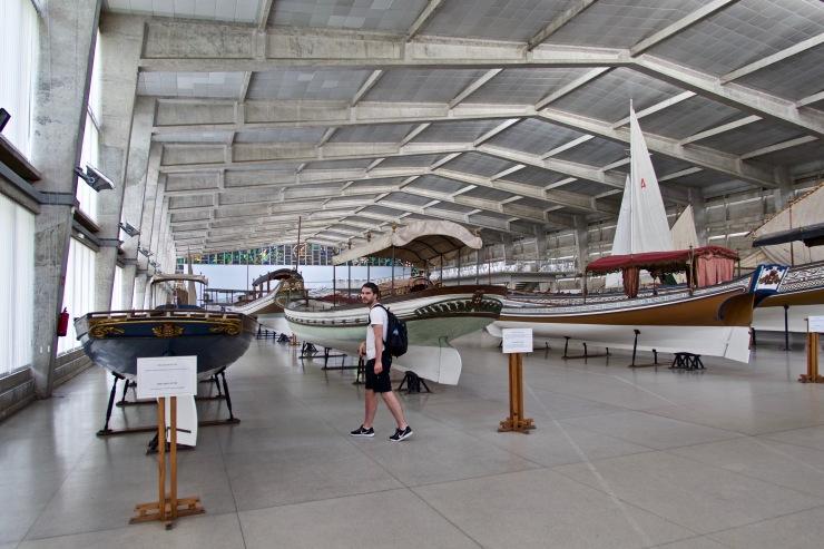 Musée de la marine Lisbonne
