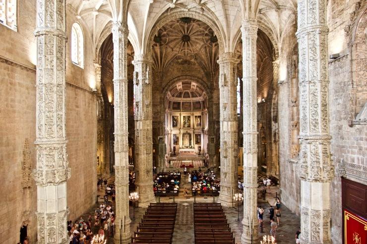 Mosteiro dos Jerónimos, Lisbonne