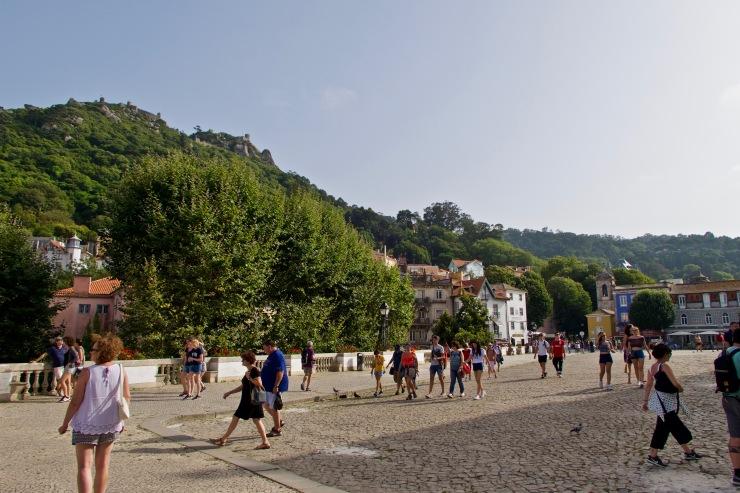 Sintra, centre ville